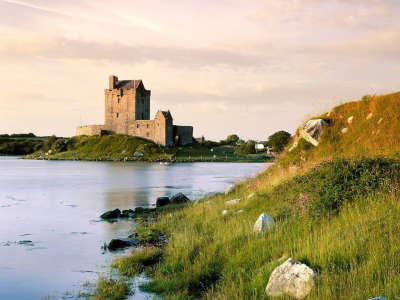 Dunguaire Castle Kinvara in Ireland