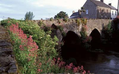 River Boyne County Meath in Ireland
