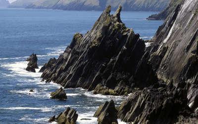 Slea Head Dingle in Ireland