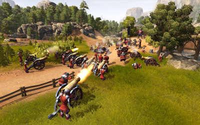 Cannon Battle