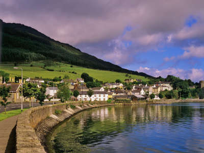 Carlingford Cooley Peninsula County in South Ireland