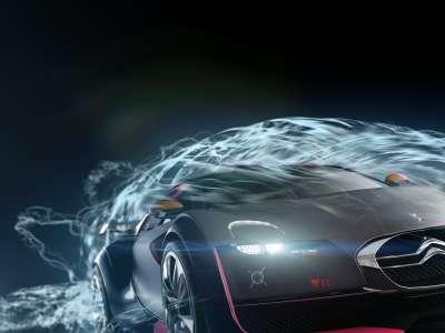 Citroen Survolt - Concept 2010