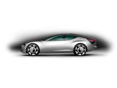 Opel Flextreme GT-E - Concept