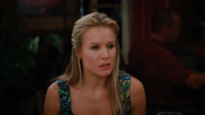 Kristen Bell as Cynthia in Couples Retreats