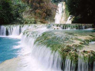 Mexico Waterfall