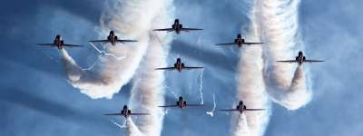 Aerobatics Airplanes