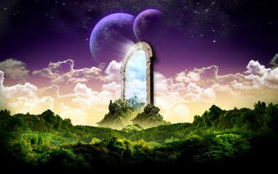 Fantasy Door