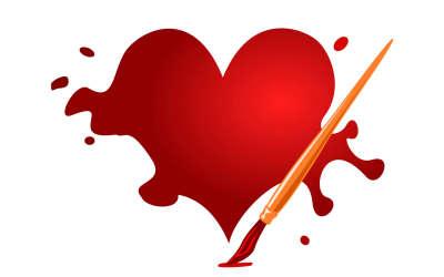 Love Heart Artwork