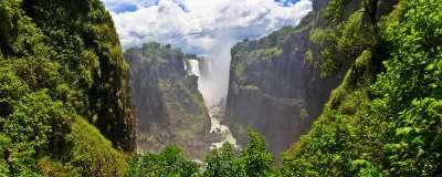 Victoria Falls - Nature Waterfalls