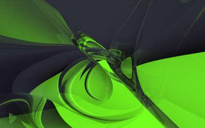 3D Absract Fluid