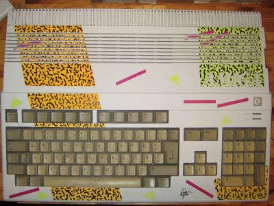 Commodore Amiga 500 New Art