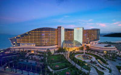 Sheraton Dameisha Resort