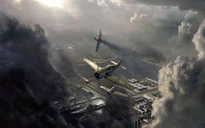 WW2 Airplanes