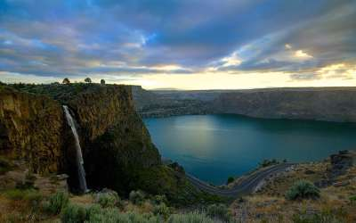 Epic Waterfall