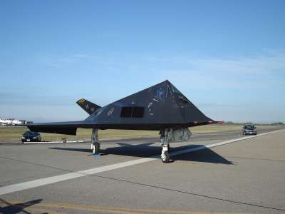 Military Aircrafts - F117