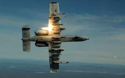 Military Warplane