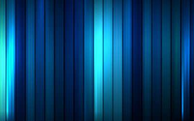 Motion Blue Stripes