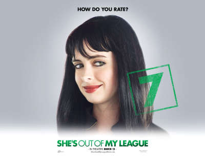 She's Out Of My league - Patty