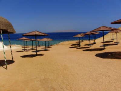 The Red Sea Beach
