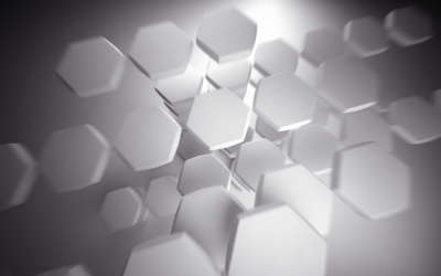 3D Abstract Geometry