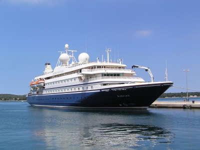 Sea Dream II Yacht