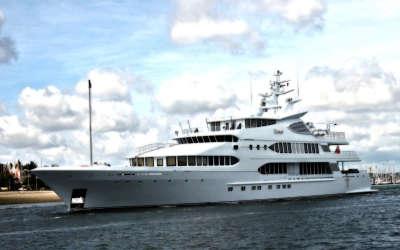 Yacht Samar