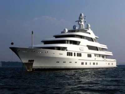 Yacht Saint Nicolas545