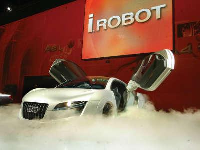 Audi TT - I Robot