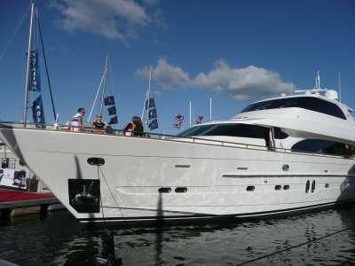 Millionaires Motor Yacht