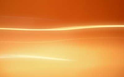 Orange Photo Beam