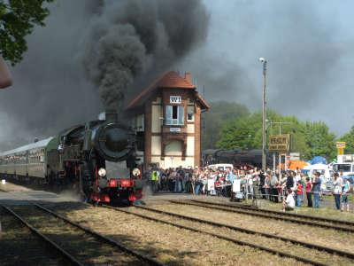 Smoky Coal Train