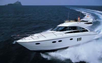 Viking 54 Yacht