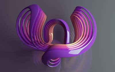 Violet Fluid