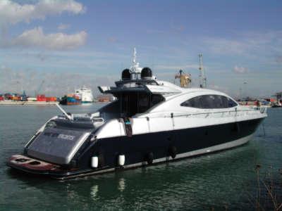 Yacht Transport Ta 2