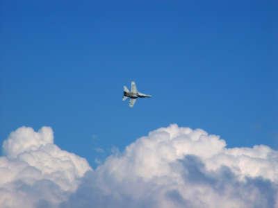 Fa 18 Hornet Fighter Jet