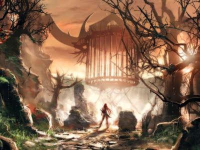 Heavenly Sword Land