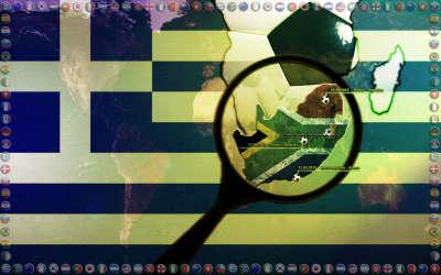 Greece on World Cup
