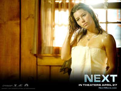 Jessica Biel In Next