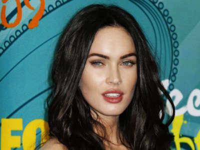 Megan Fox Celebrity