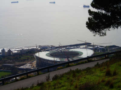 World Cup 2010 Stadium