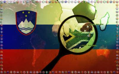 Slovenia on World Cup 2010