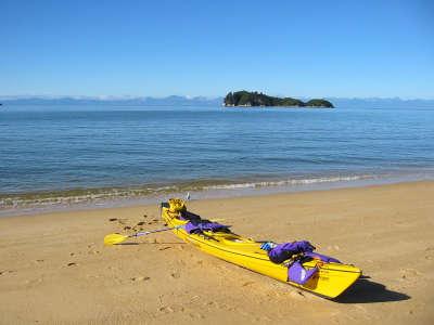 Abel Tasman Sea and Kayak