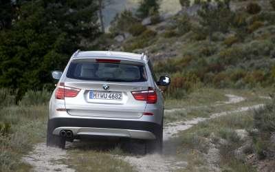 BMW X31 Widescreen 21