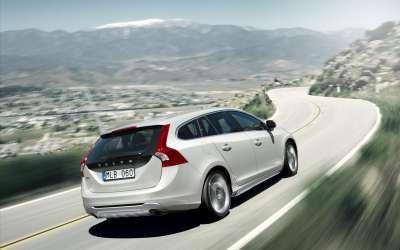 Volvo V60 Sports Wagon