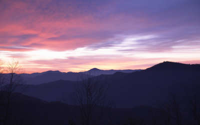 Cold Mountain Valley
