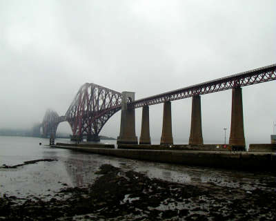 277   St. Andrews Tour  (Firth Of Fourth Railway Bridge)