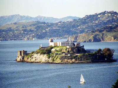 Alcatraz Near