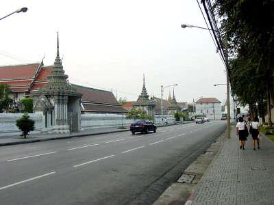 BangkokRoadDay