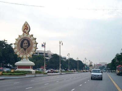 BangkokRoadandRoyaPhoto