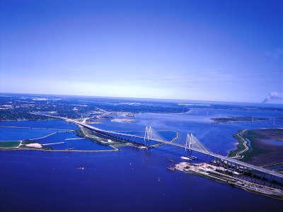 Bridge Port Of Hous